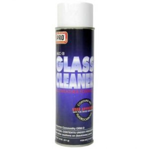 AGC-18 Glass Cleaner